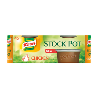 Knorr Stock Pot Chicken 4 x 28g