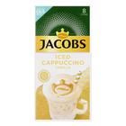 Jacobs Iced Cappuccino Vanilla 8 x 21.3g