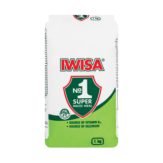 Iwisa Super Maize Meal 1kg