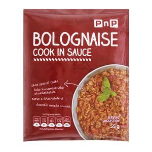 PnP Bolognaise Sauce 55g