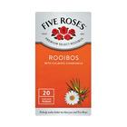 Five Roses Chamomile Flavour Tea 20ea