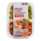 PnP Bangers & Mashed Potatoes 400g