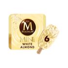 Ola Mini Magnum White Almond Ice Cream 6s