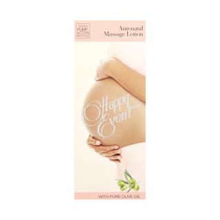 Happy Event Antenatal Massage Lotion 200ml