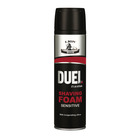 Duel Sensitive Skin Shaving Foam 200ml