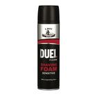 Duel Sensitive Skin Shaving Foam 200ml