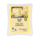 PnP Cheddar Cheese 450g