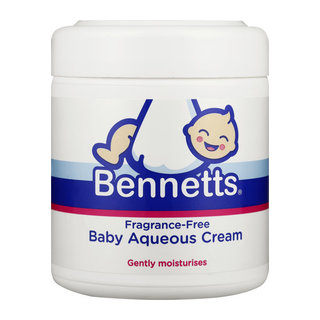 Bennetts Frag Free H-allerge Nic Baby Aqueous Crm 500g