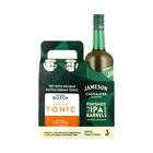 Jameson IPA & Double Dutch Gift Pack 750ml