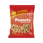 Safari Roasted & Salted Peanuts 750g