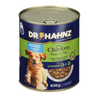 Dr Hahnz Chicken Pasta Veg Dg Food 830g
