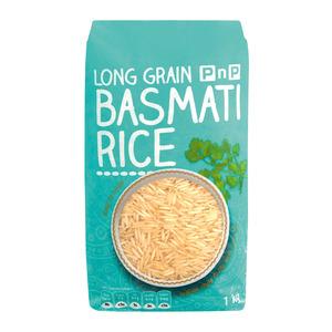 PnP Long Grain Basmati Rice 1kg