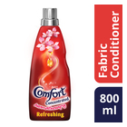 COMFORT Aromatherapy Refreshing Concentrated Fabric Conditioner 800ml