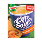 Knorr Cup-A-Soup Thick & Creamy Creamy Butternut 3s