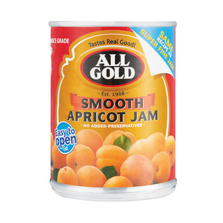 All Gold Super Fine Apricot Jam 450 GR