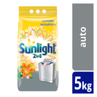Sunlight  2in1 Summer Sensations Autowashing Powder 5kg