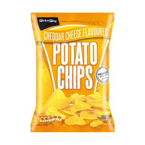 PnP Cheddar Cheese Chips 125g