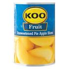 Koo Choice Grade Sliced Pie Apples 765g