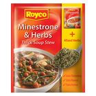 Royco Minestrone And Herbs Soup 50g x 10