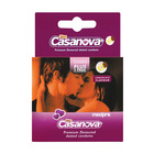 Casanova Chocolate Condoms 4ea