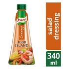 Knorr Salad Dressing 1000 Islands 340ml