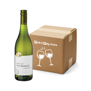 Fat Bastard Chardonnay 750ml x 6