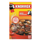 Knorrox Stock Cubes Beef 24s x 10