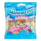 Manhattan Candy Fruity Flav Beans 125gr
