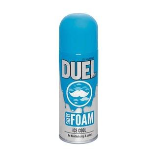 Duel Ice Cool Shaving Foam W ith Menthol 200 ML