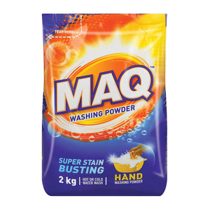 Maq Washing Powder Flexi Regular 2kg