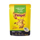 Pamper F/cuts Lamb Beef 85g