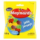 Maynards Fruity Flavour Jelly Jerseys 125g