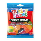 Mister Sweet Wine Gums 125g