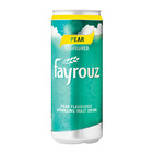Fayrouz Pear Can 330ml