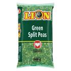 Lion Green Split Peas 500g