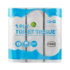 PnP 1 Ply Toilet Paper 9ea