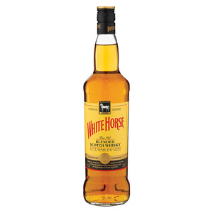 White Horse Whisky 750ml