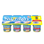 Danone Nutriday Smooth Yoghurt Mix Pack 8x100g