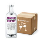 ABSOLUT VODKA KURRANT 750ML