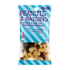 PnP Roastd Salted Peanuts & Raisin 30g