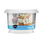 PnP Low Fat Plain Chunky Cottage Cheese 250g