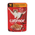 Catmor Chicken Gravy Kitten 85g x 36