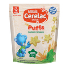 Nestle Cerelac Puff Spinach 50gr