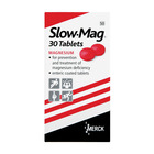 Merck Slow Mag Tablets 30
