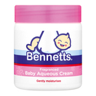 Bennetts Scented Baby Aqueous Cream 500g