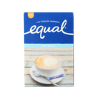 Equal Sweetener Sticks Sachets 100ea