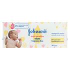 Johnson's Baby Extra Sensitive Wipes 56'