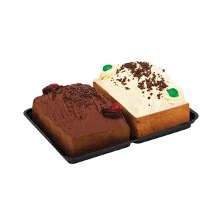 PnP Vanilla & Chocolate Dou Cake