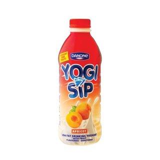 Danone Yogi Sip Apricot Drinking Yoghurt 1l