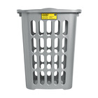 Addis Rect Laundry Hamper 56l Steel